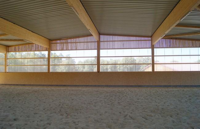 Etwas Neues genug Reithallen und Reitplatzüberdachung | Dausch Hallen &HB_04